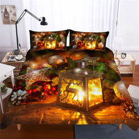 Christmas Ornament Duvet Set
