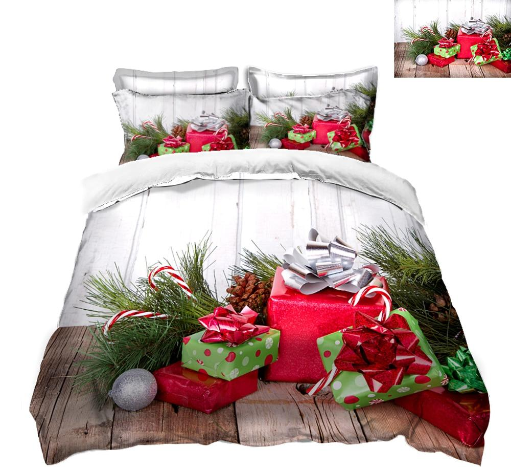 Christmas Presents Duvet Set