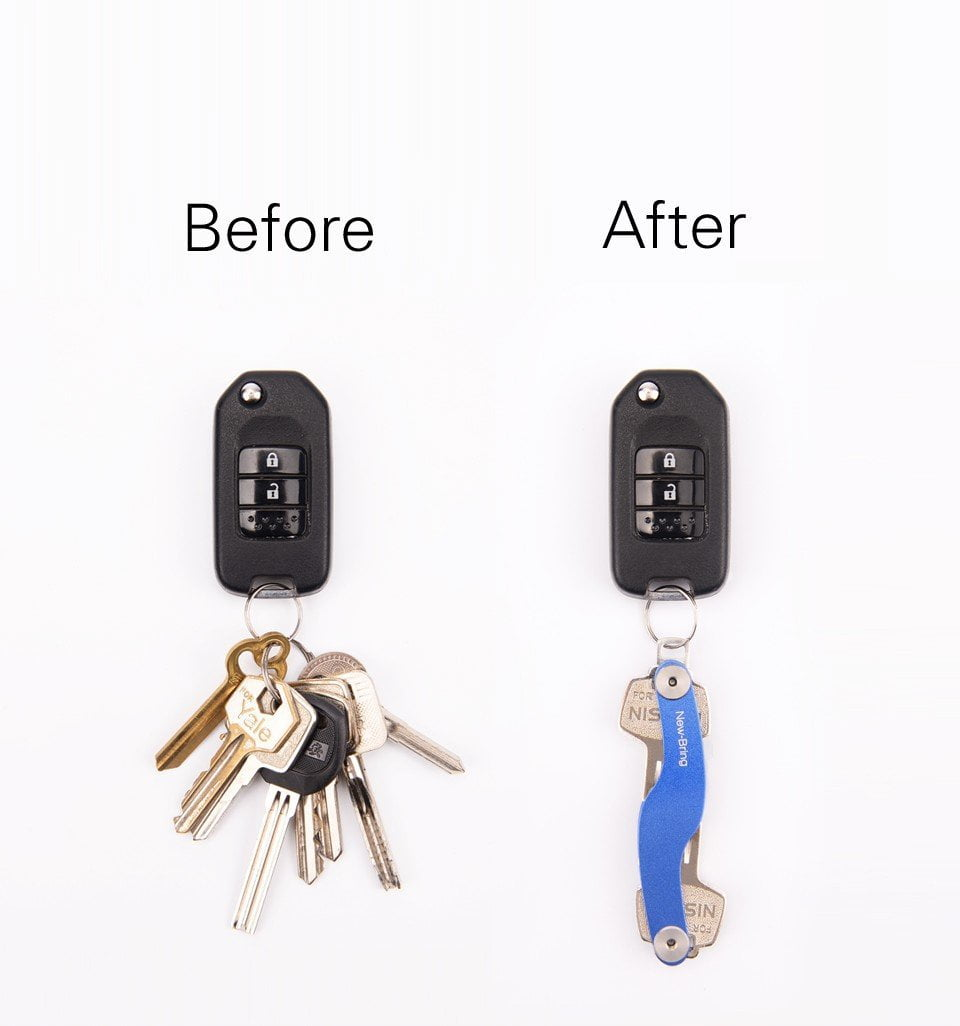 Key Organizer Holder - Gadget City Club
