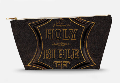 Holy Bible Accessory Bag