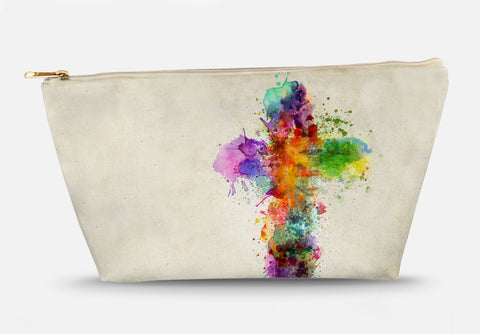 Cross of Color Accessory Bag
