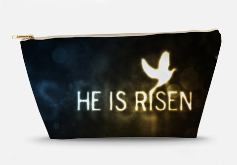 He is Risen Accessory Bag