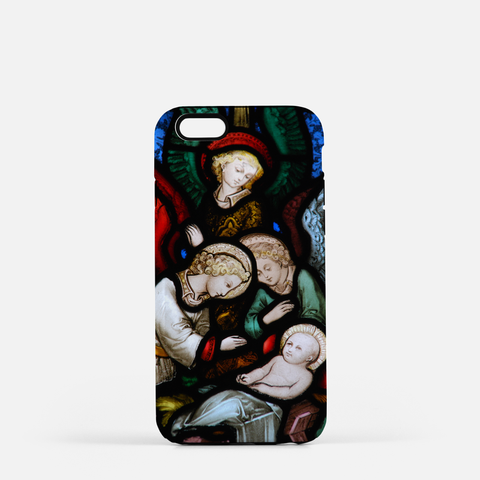 Baby Jesus Cell Phone Case
