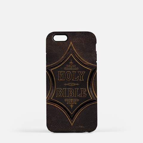 Holy Bible Cell Phone Case