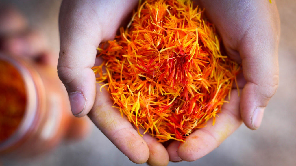 5 Incredible Health Benefits Of Saffron Strands