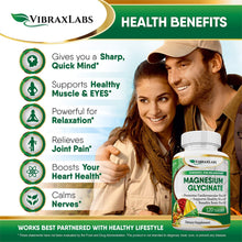 VIBRAXLABS MAGNESIUM GLYCINATE