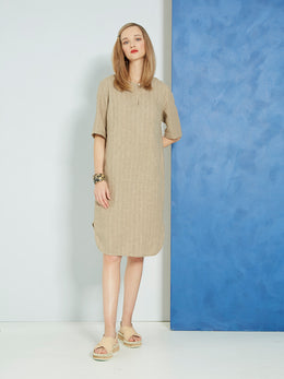 Sills Puglia Dress Jute