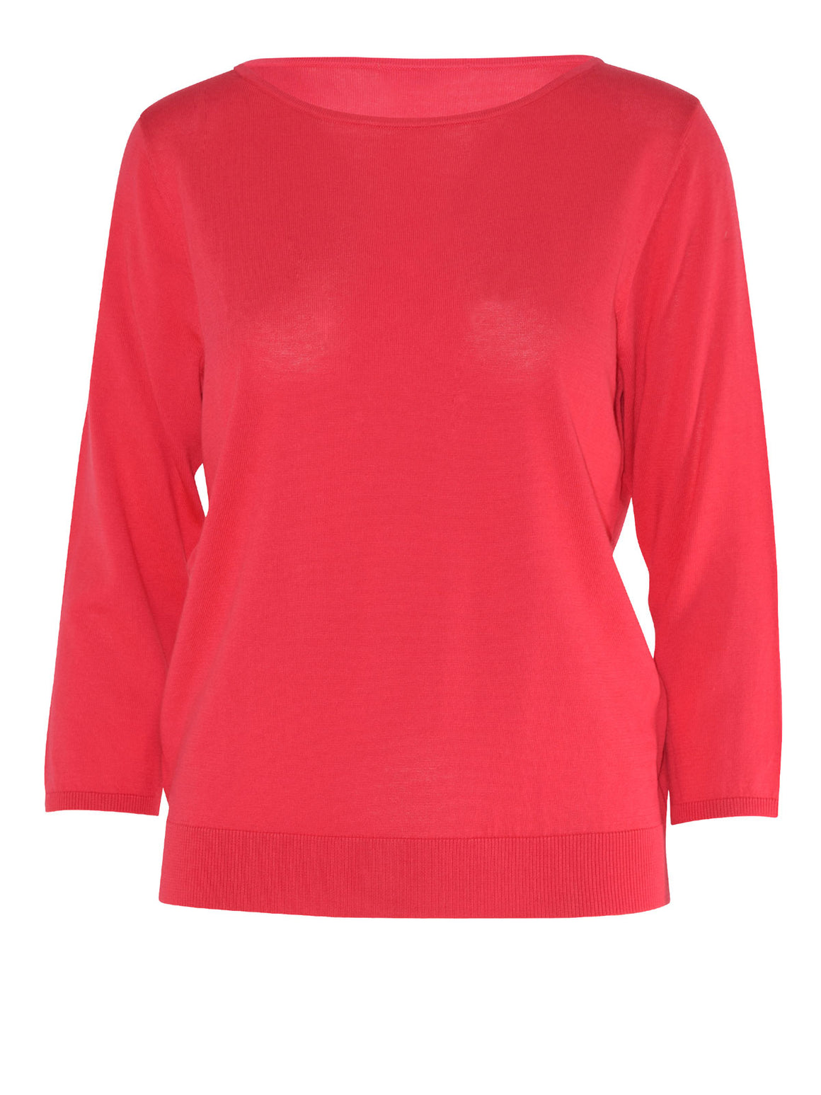 Sills Ramos Boatneck Top Raspberry