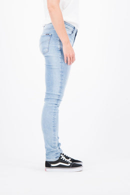 Celia Jeans - Light Blue Denim | Shop Garcia at Wallace and Gibbs