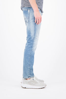 Mens Russo 611 Tapered Jeans | Shop Garcia at Wallace and Gibbs