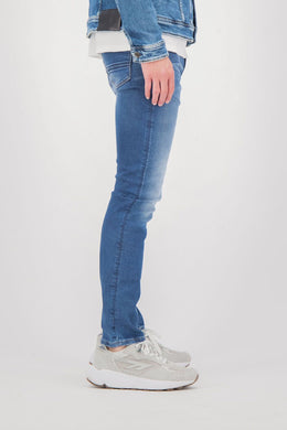 Mens Fermo 650 Superslim Jeans | Shop Garcia at Wallace and Gibbs