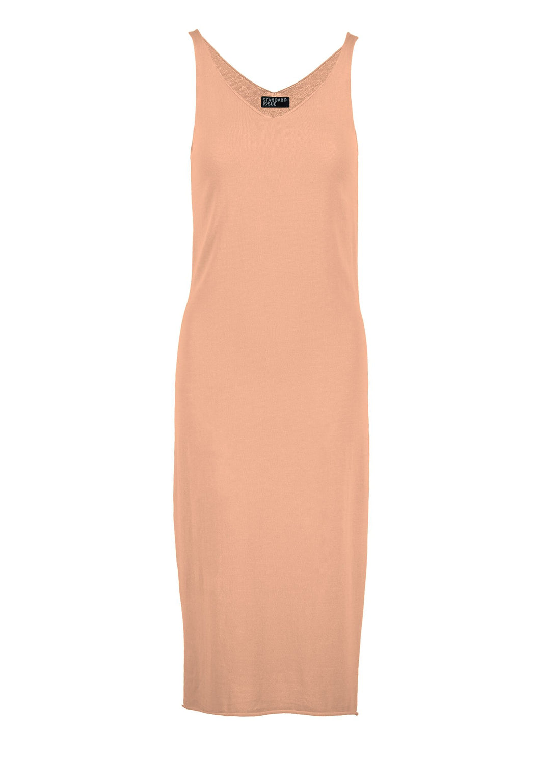 Standard Issue Cotton Midi Dress
