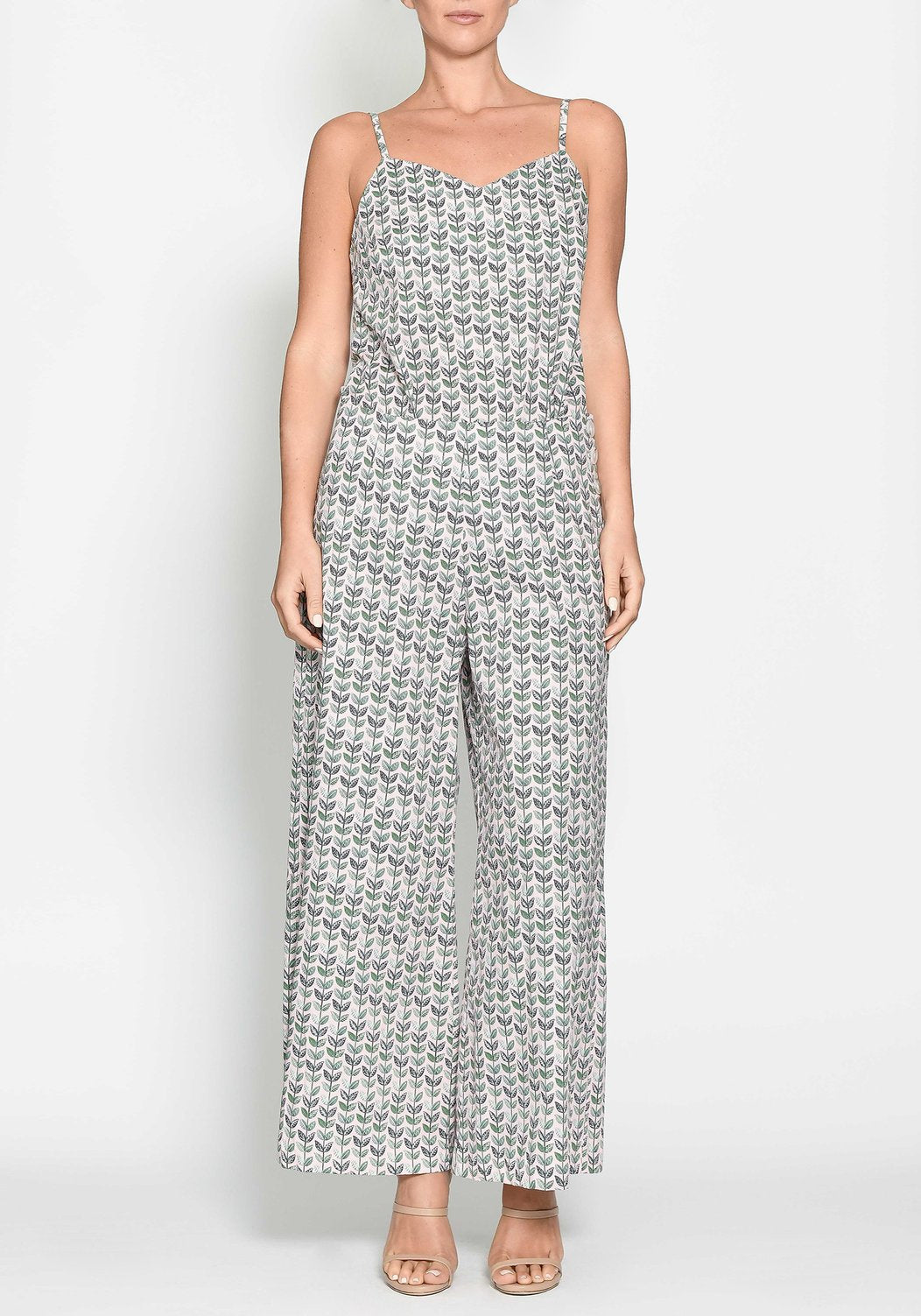 Tuscany Palazzo Pant - Vine Print | Shop POL at Wallace&Gibbs in Arrowtown, NZ