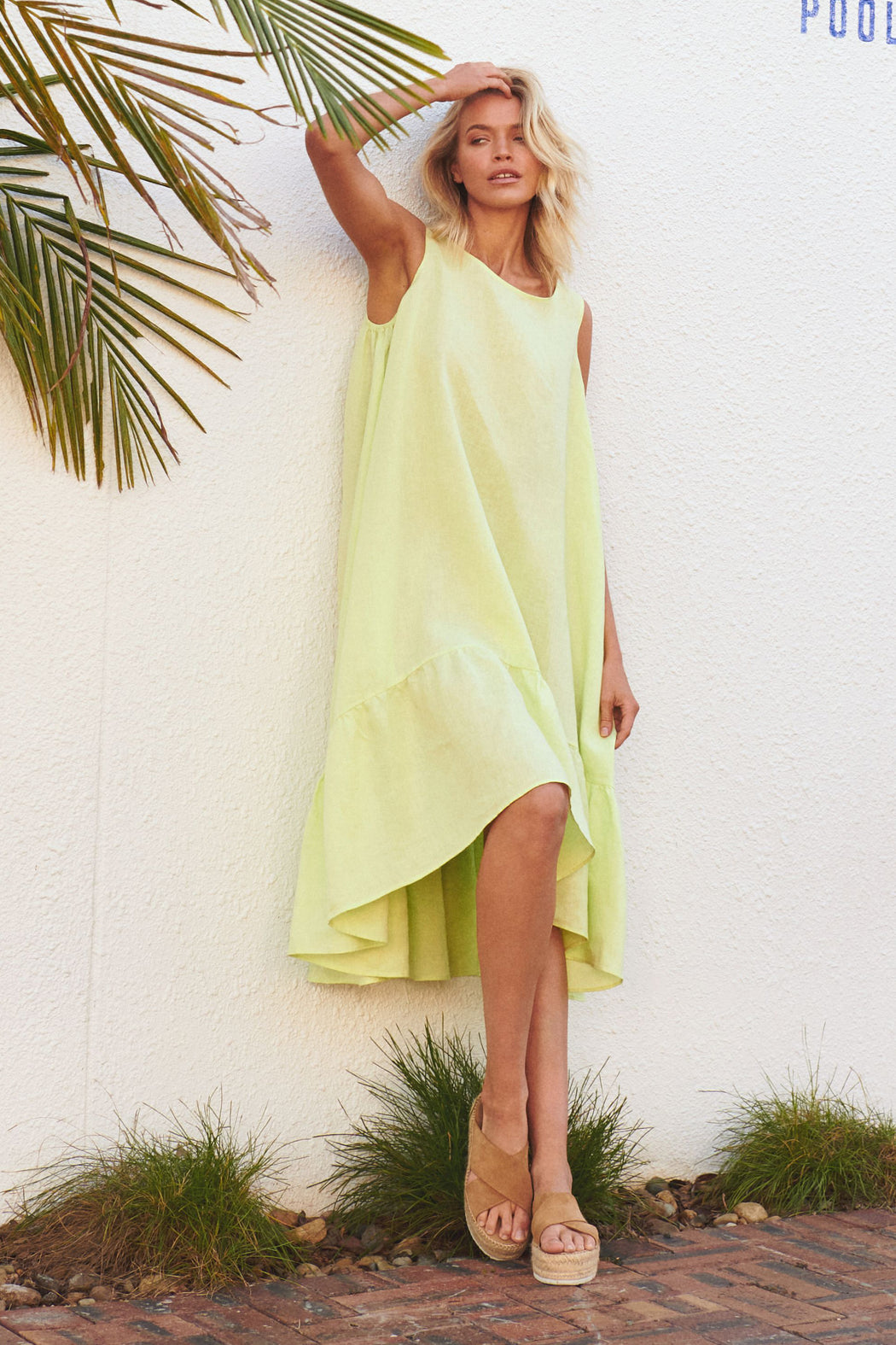 Here Comes The Sun Dress | Ridley The Label at Wallace and Gibbs
