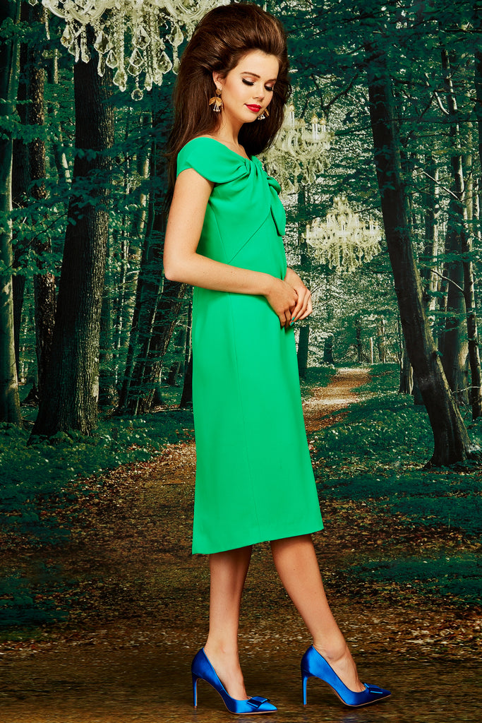 Twisted Fate Dress by Trelise Cooper | Shop at Wallace and Gibbs