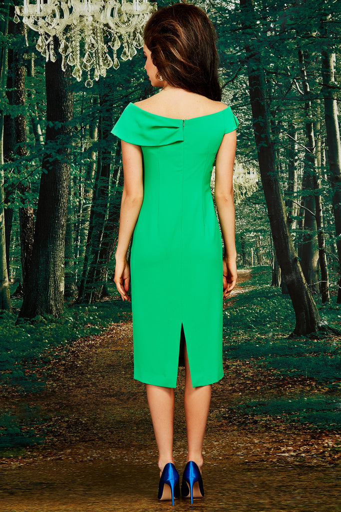 Trelise Cooper Twisted Fate Dress - Green