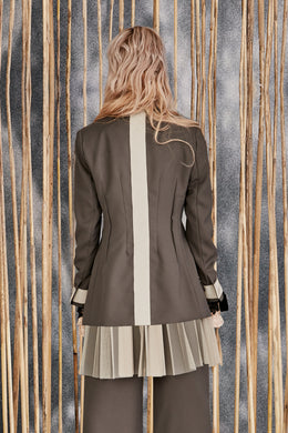 Trelise Cooper Pleats & Thank You Jacket | Shop at Wallace & Gibbs NZ