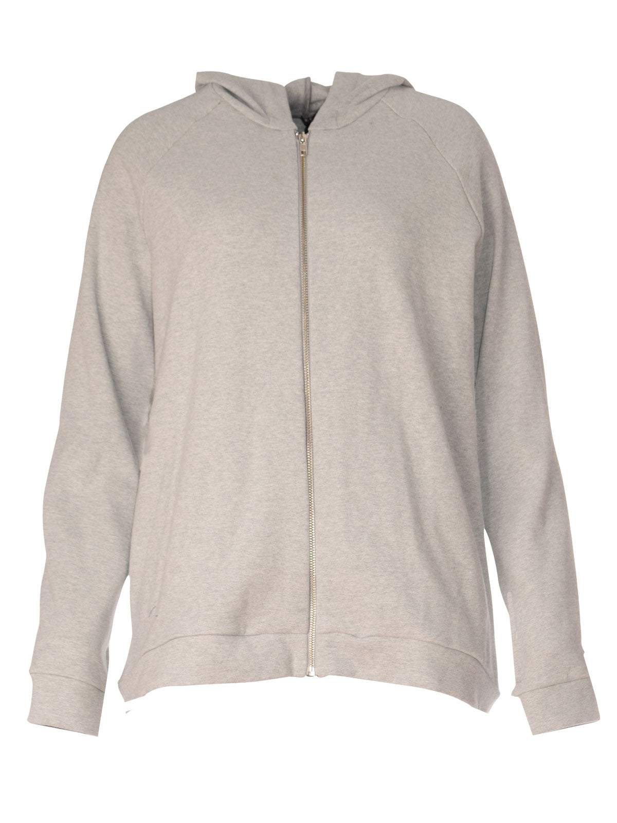c35e539a3 Scarlett Hoodie Grey Marle - Wallace and Gibbs