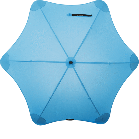 Blunt Lite 3 Umbrella Blue shop online or in store at Wallace&Gibbs