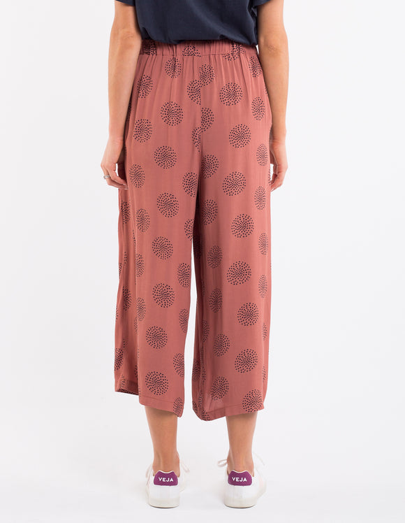 Elm Dandelion Pant - Bronze shop online or in store at Wallace & Gibbs