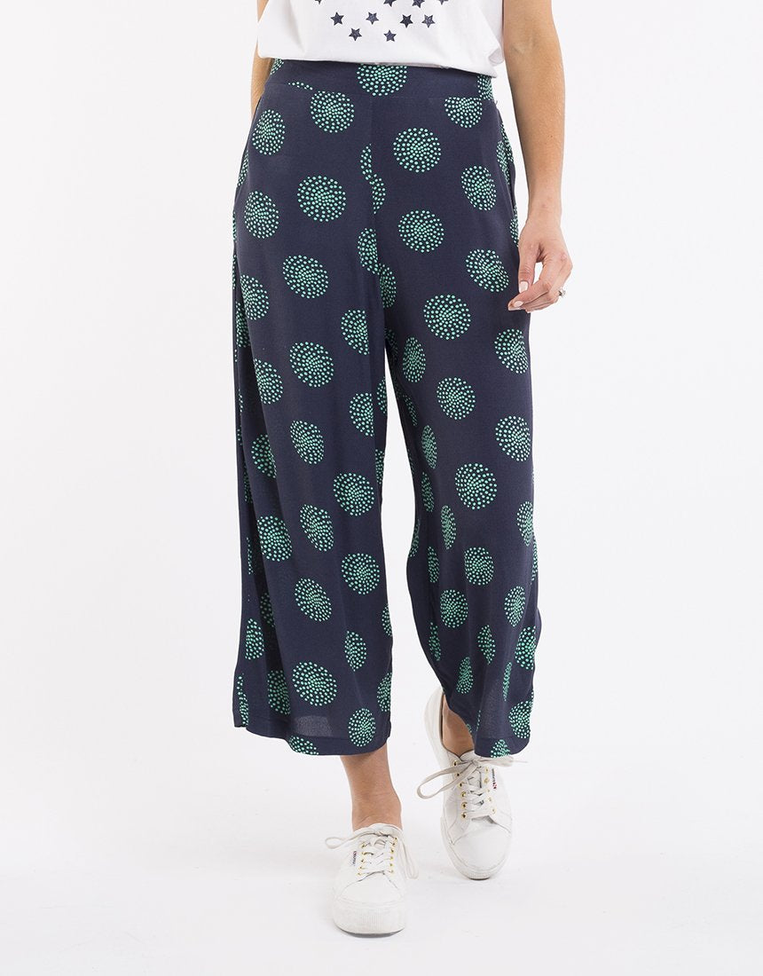 Elm Dandelion Pant - Navy shop online or in store at Wallace & Gibbs
