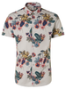 Mens S/S Print Shirt | Shop No Excess at Wallace and Gibbs