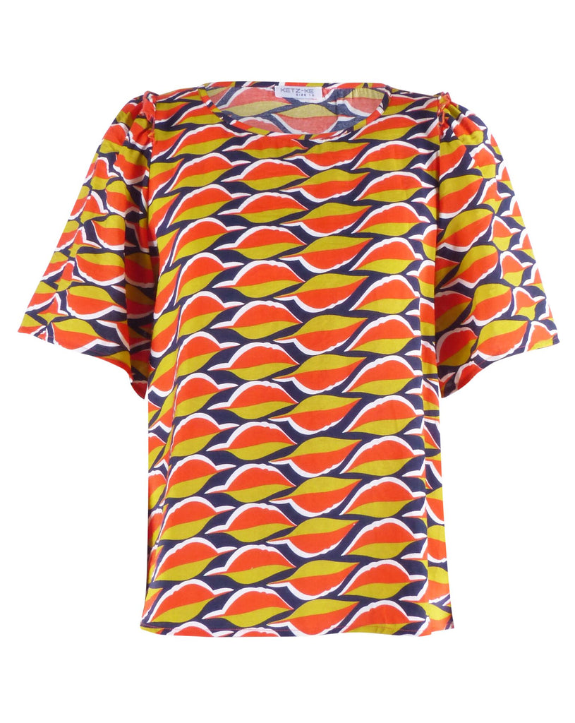 Ketz-ke Momentum Top Orange