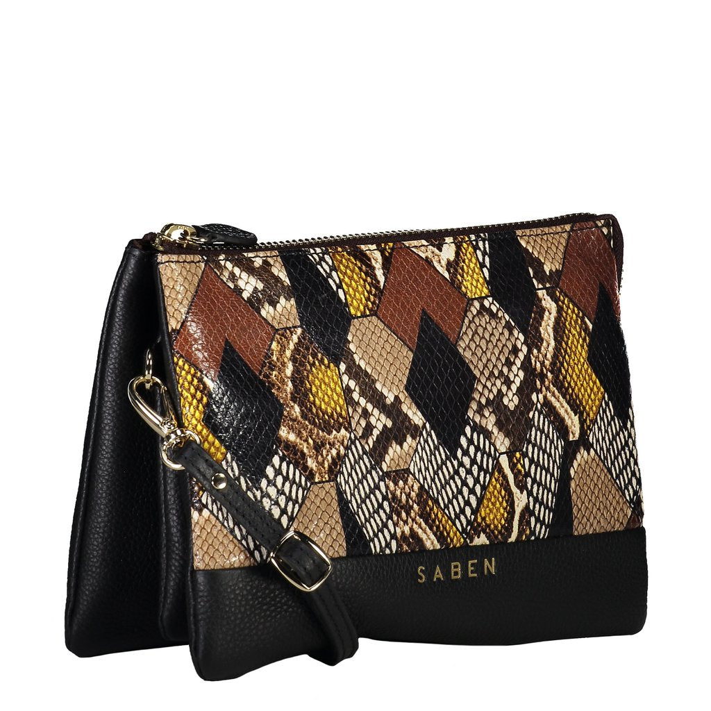 Tilly's Big Sis - Patchwork Python