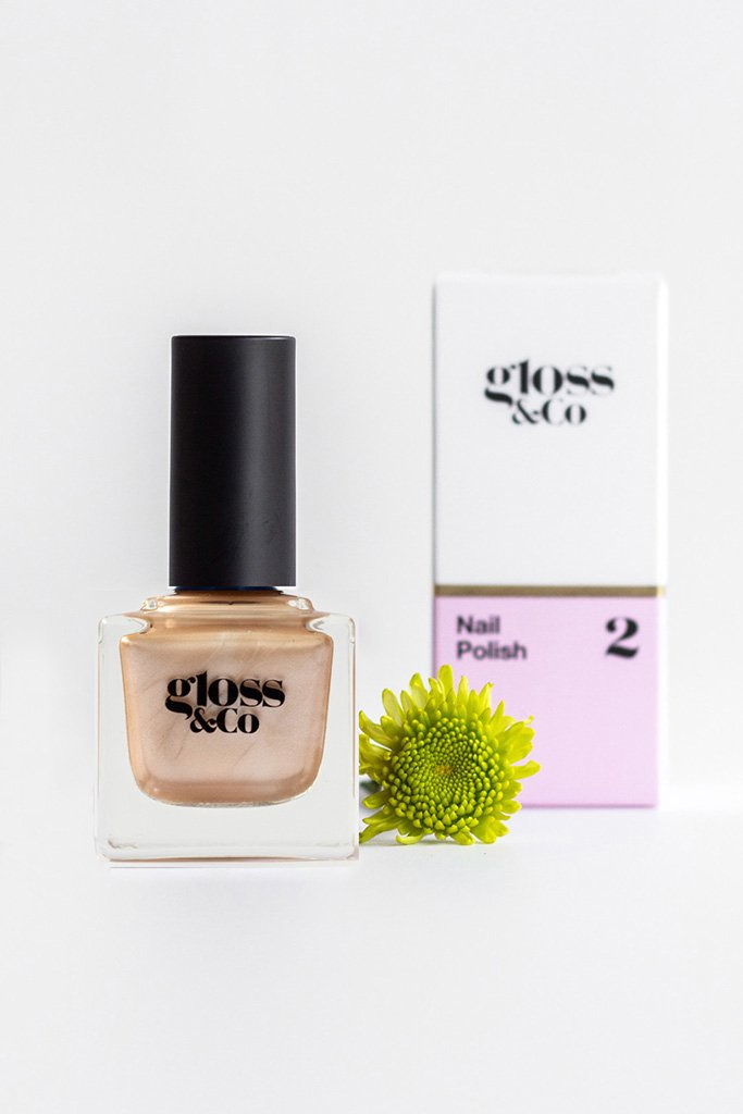 Nail Polish - Akoya | Shop Gloss & Co at Wallace&Gibbs in Arrowtown, NZ