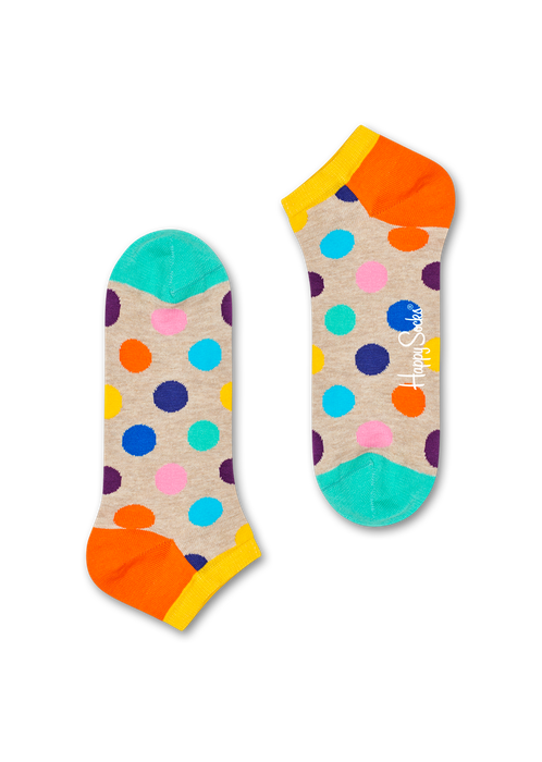 Big Dot Low Sock | Happy Socks at Wallace and Gibbs Arrowtown, NZ