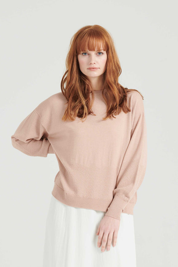 From Belle Jumper | by From Knitwear | Shop online | NZ Made knitwear