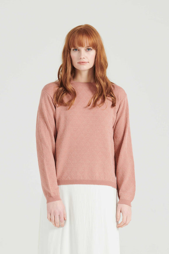 From Beth Jumper | by From Knitwear | Shop online | NZ Made knitwear