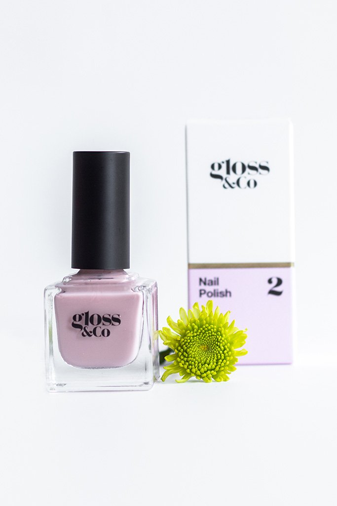 Nail Polish - Butt Naked | Shop Gloss & Co at Wallace&Gibbs in Arrowtown, NZ