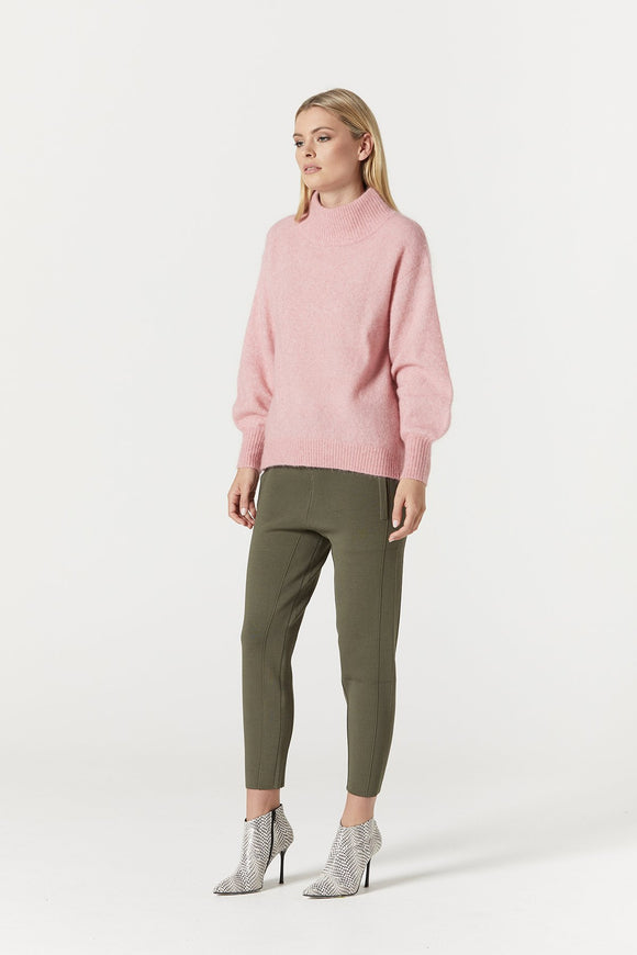 Cable Thea Jumper Candy | Shop Cable at Wallace and Gibbs NZ