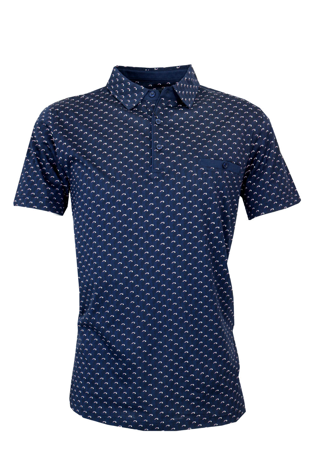 Cutler Harris Polo | Shop Mens Clothing at Wallace and Gibbs