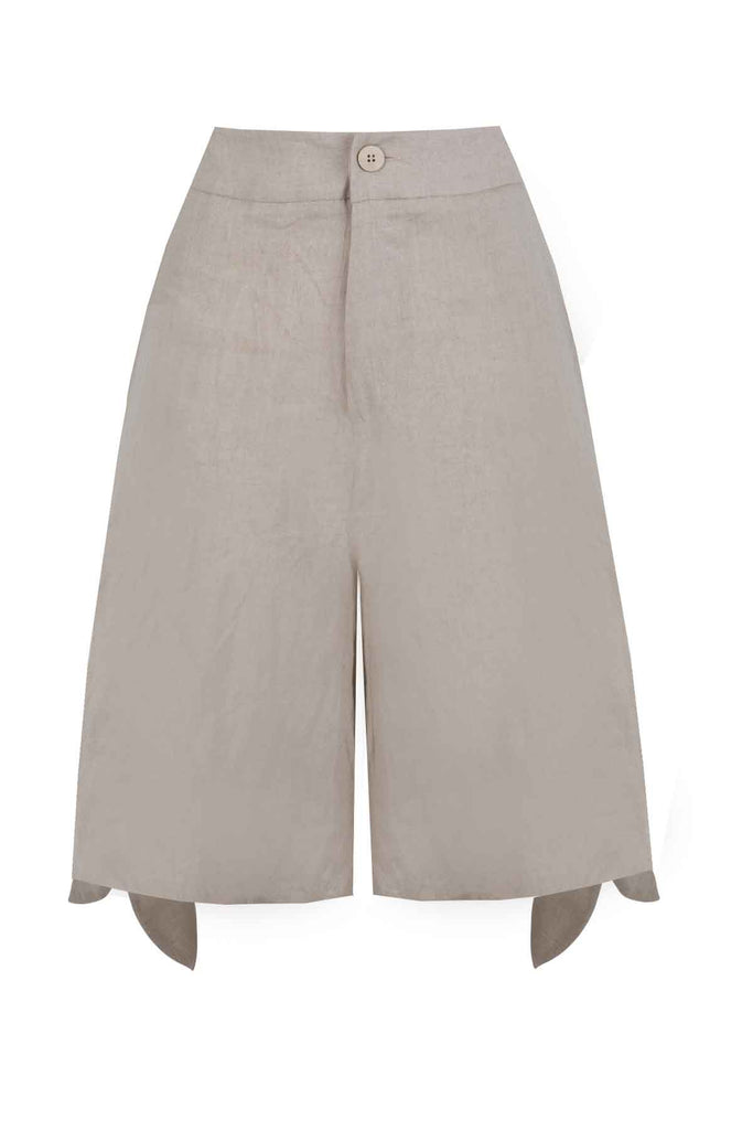 Curate Get A Leg Over Pant - Natural