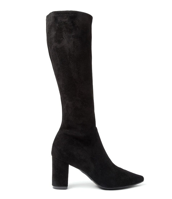 Norass Boot Black | Shop Django & Juliette at Wallace and Gibbs NZ