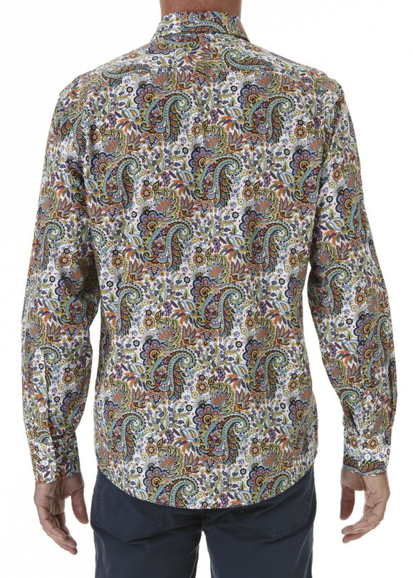 David Smith Shirt - Multi 1224C