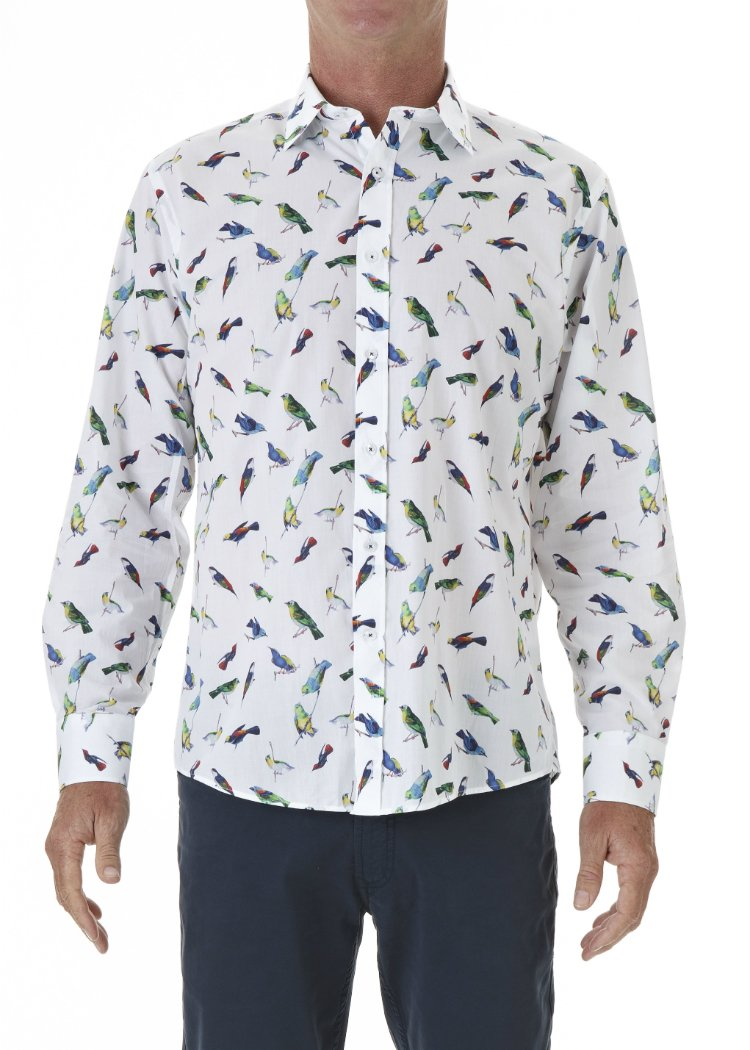 David Smith Shirt - Sugar 2904C