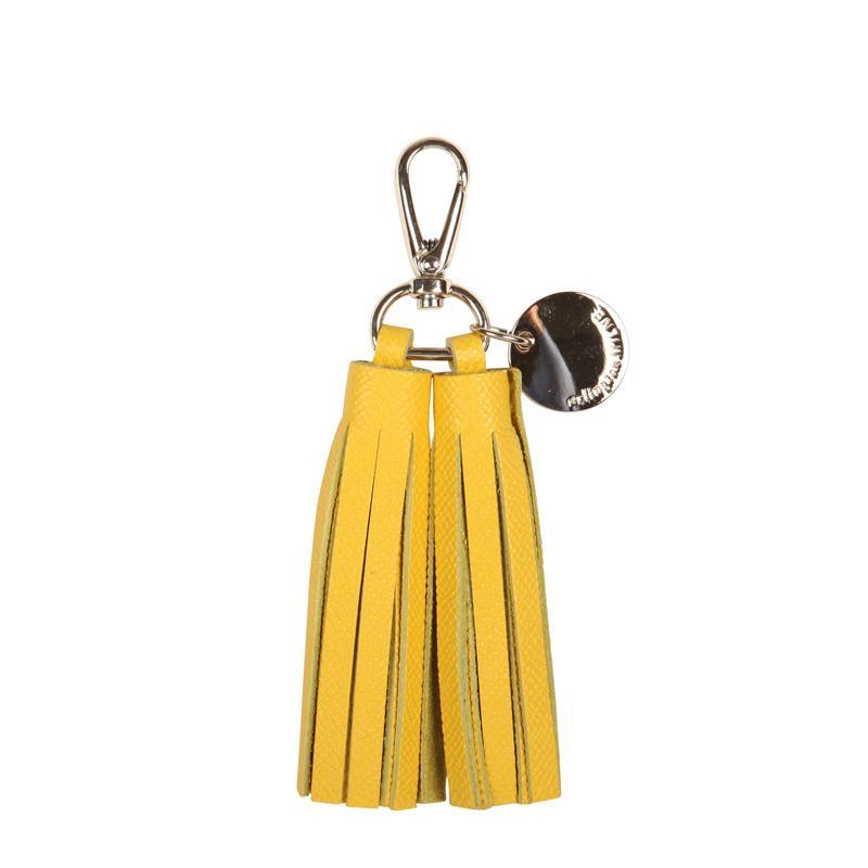 Double Tassle - Canary | Shop Arlington Milne at Wallace and Gibbs