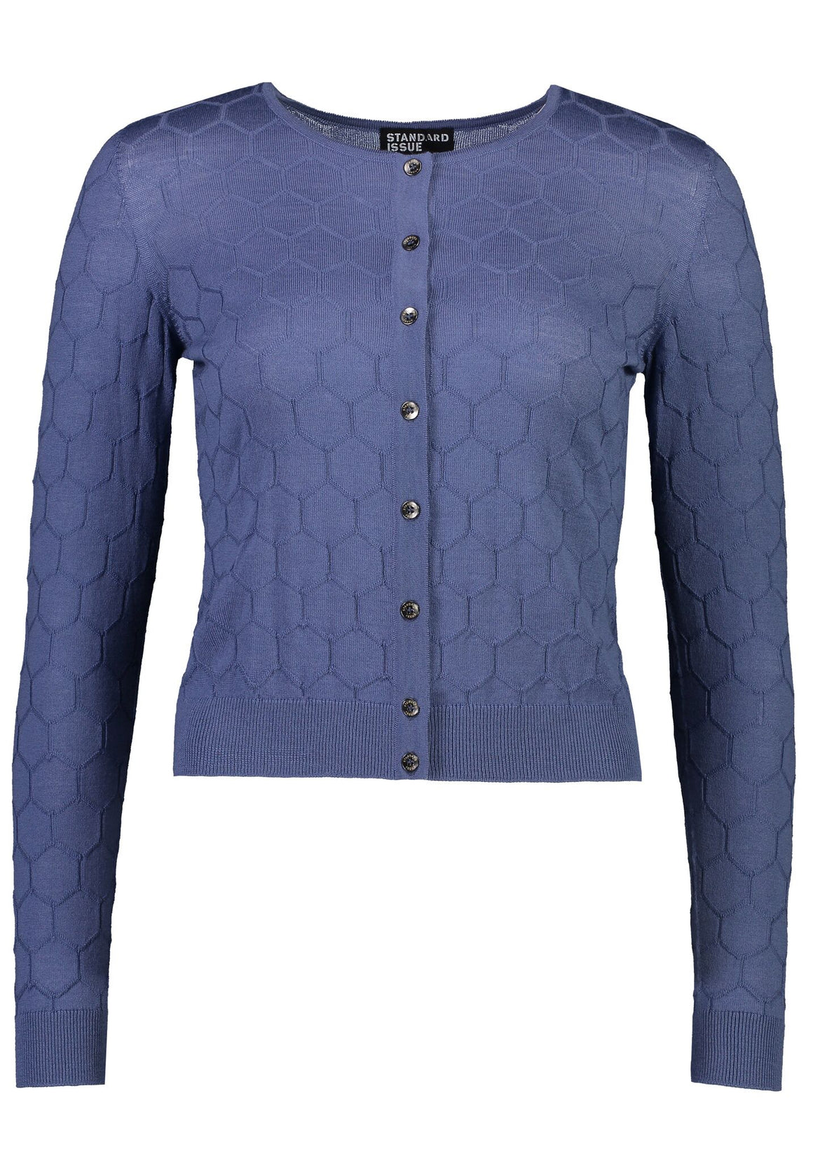 Standard Issue Honeycomb Cardi - Moonlight