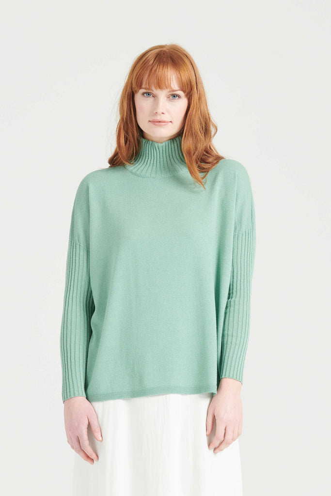 From Enid Jumper | by From Knitwear | Shop online | NZ Made knitwear