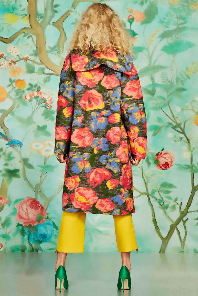 Trelise Cooper Sailor Away With Me Coat - Floral