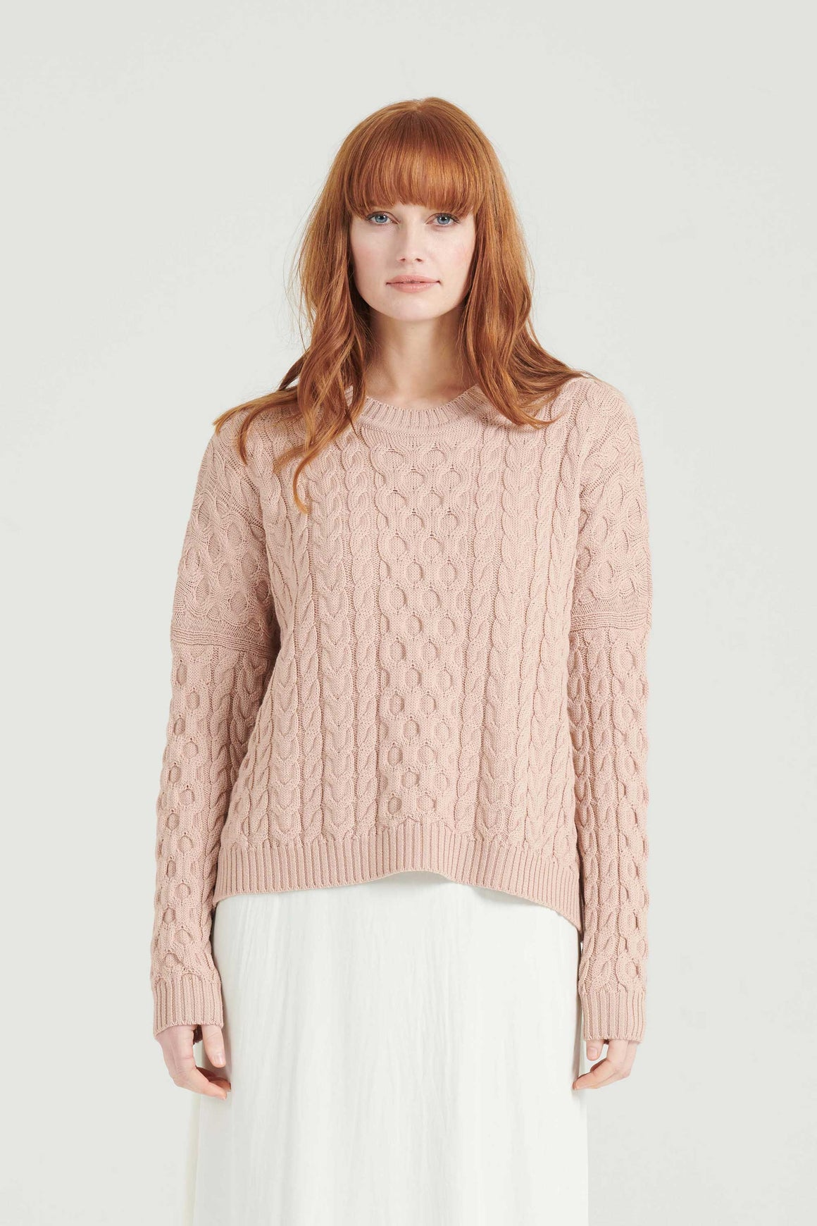 Annie Jumper by From Knitwear | Shop online NZ | NZ Made knitwear