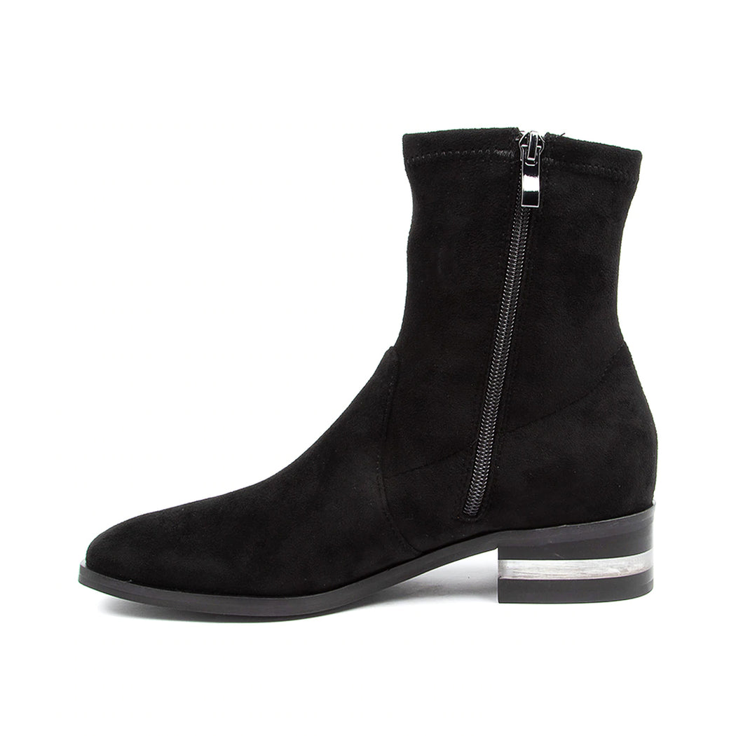 Silent D Fuller Boot - Black Suede | Shop at Wallace and Gibbs NZ