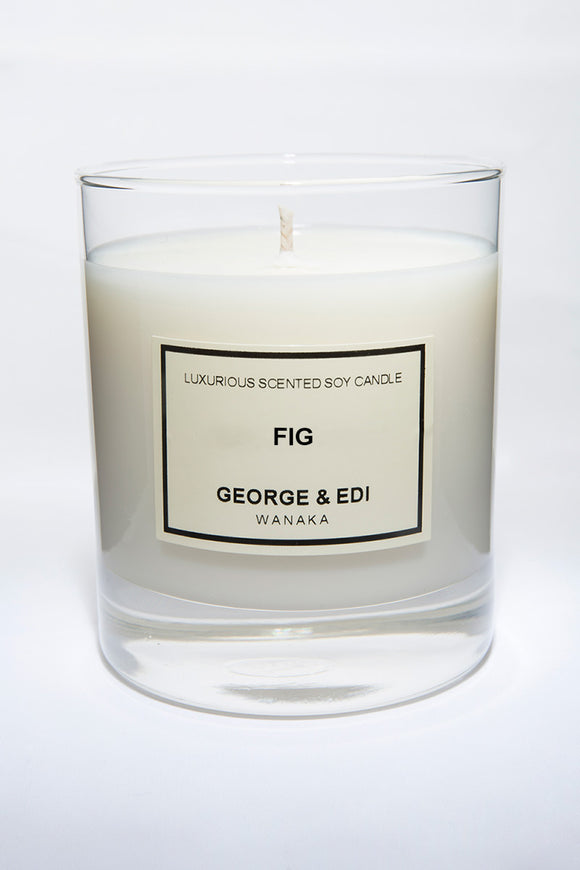 Candle - Fig