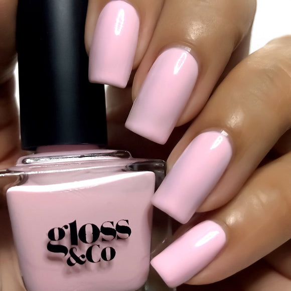 Gloss & Co Nail Polish - Fizz