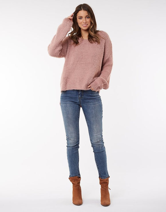 Foxwood Carly Crew Pink | Shop Foxwood Wallace & Gibbs NZ