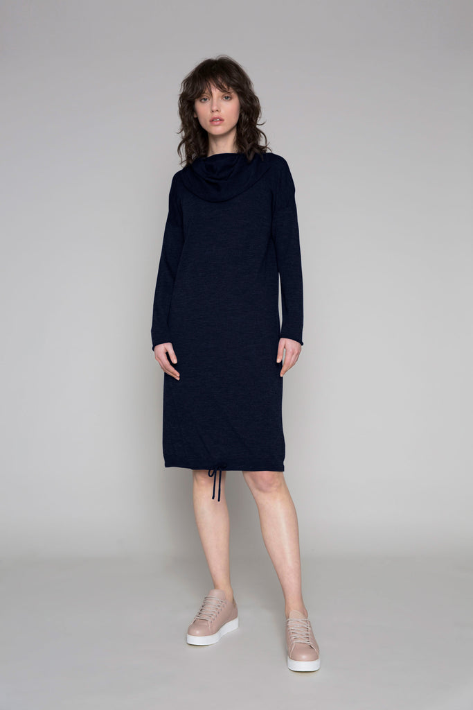 Standard Issue Funnel Neck Dress | Shop in store & online at W&G NZ