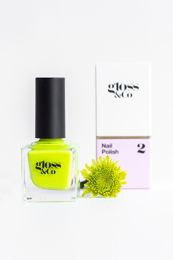 Gloss & Co Nail Polish - Grand Slam